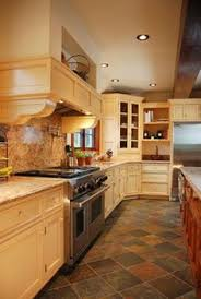 kitchen flooring ideas slate flooring slate and kitchens