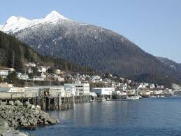Alaska travel city images Ketchikan ak the city of ketchikan is located on a remote island jpg
