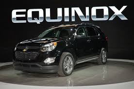 chevy equinox 2016 chevrolet equinox first look motor trend
