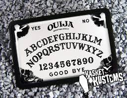 Ouija Board Coffee Table by Buy A Handmade Ouija Board Halloween Bat Occult Belt Buckle Bb 45