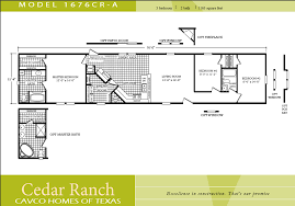 3 bedroom mobile home floor plans scotbilt mobile home floor plans singelwide single wide mobile