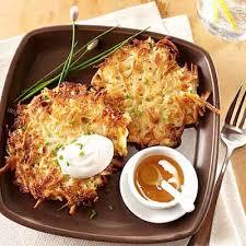 latke mix potato apple latkes recipe land o lakes