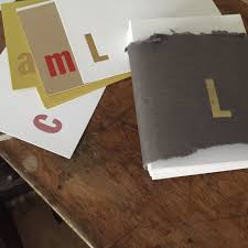 custom notecards couture custom notecards paprika letterpress