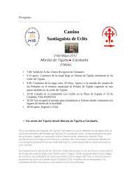 asociación de amigos del camino de santiago en ávila