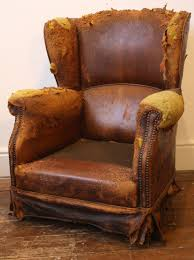 leather chairs of bath early 20th century french club chair
