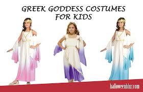 Goddess Halloween Costume Kids Greek Goddess Costumes Kids