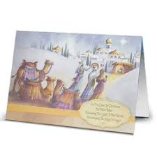 magi three kings christmas cards monastic cards