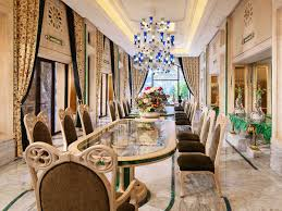 Grand Dining Room Largest Suite In The World Royal Residence At Grand Hills Broumana