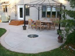 Photos Of Concrete Patios by Patio Installation Woodbury Walkways Landscaping Contractor