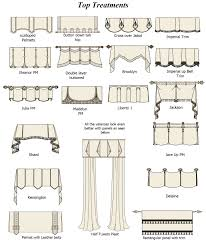 Livingroom Valances Window Treatment Ideas I Like The Bottom Left With The Belts My