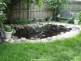 Garden Pond Ideas Garden Pond Landscaping Hydraz Club