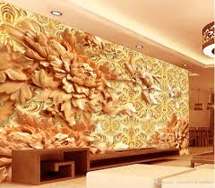custom any size chinese style chinese peony flower 3d car wall custom any size chinese style chinese peony flower 3d car wall mural 3d wallpaper 3d wall papers for tv backdrop images wallpaper images wallpaper for