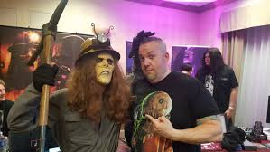 monster mania halloween party horror convention report monster mania con 36 cherry hill nj