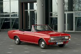 vintage opel cars pictures opel 1967 71 rekord cabriolet by karl deutsch red antique