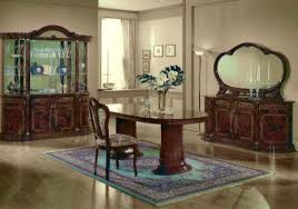 vrooms italian dining room furniture