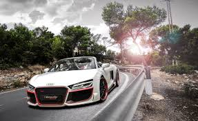 Audi R8 Spyder - 2014 audi r8 spyder by regula tuning review gallery top speed