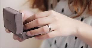 real engagement rings 15 real engagement rings how to find the sparkler