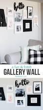 gallery wall idea fun and fresh landeelu com