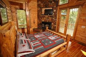 Log Home Bedrooms Rustic Bedrooms Design Ideas Amusing Cabin Bedroom Decorating