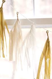 wedding tassel garland tissue paper tassel garland boho wedding