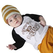 aliexpress buy muqgew happy thanksgiving newborn baby boy