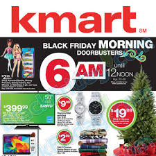 kmart black friday 2014 and thanksgiving weekend sale