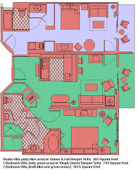 disney saratoga springs treehouse villas floor plan saratoga springs villa floor plan disney floor plans pinterest