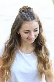 Dressy Hairstyles Best 20 Braided Homecoming Hairstyles Ideas On Pinterest