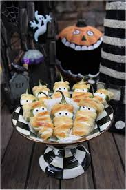 Appetizer For Halloween Party by Spooky Foods For The Scariest Halloween Party Ever