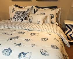Seashell Duvet Cover Seaside Shells Comforter Sets And Duvet Sets Perfect Bedding For