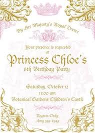 free printable princess birthday invitation template u0026 cupcake