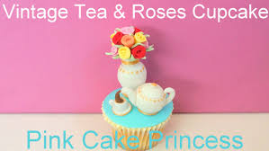 miniature tea roses s day miniature tea roses cupcake how to by pink cake