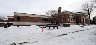 ridgefield library set for demolition newstimes