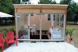 Backyard Office Prefab by Floor Lamps For Office 2d Design Plan Backyard Studio Shed Room