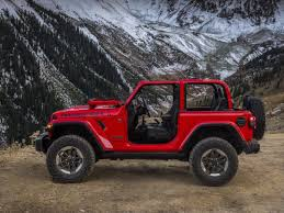 The All New Jeep Wrangler Is About To Make Its Big Debut