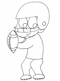 inspiring printable football coloring pages 360 unknown