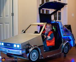 back to the future costume to the future baby costume