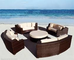 Modern Wicker Patio Furniture Stylish And Functional Outdoor Patio Furniture Sectional All