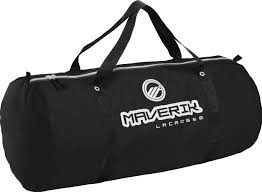 amazon com maverik lacrosse mini monster team bag black