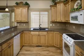 Maple Kitchen Cabinets by Honey Spice Maple Kitchen Cabinets Natural Honey Maple