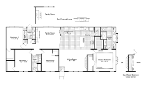 the urban homestead ft32563c manufactured home floor plan or