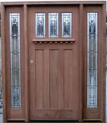 Shaker Style Exterior Doors Mission Style Entry Door Craftsman Style Exterior Doors I Like
