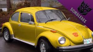 volkswagen bumblebee bumblebee vehicle mode revealed tf6 news youtube