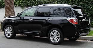 mileage toyota highlander choosing between the toyota highlander and highlander hybrid