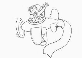 100 ideas printable curious george coloring pages on