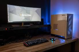 Gaming Desk Top The Best Gaming Desktop Pcs You Can Buy In 2018 Digital Trends