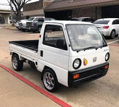 honda truck jdm rhd 1990 honda acty truck 2wd united states texas for sale