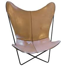 vintage knoll bkf butterfly chair for sale at 1stdibs hastac 2011