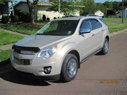 chevrolet equinox with black wheels on chevrolet images tractor