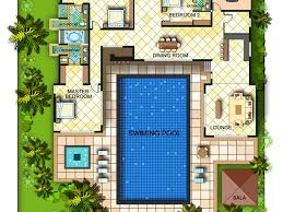 house plans with pools home architecture ranch house plans williston associated designs